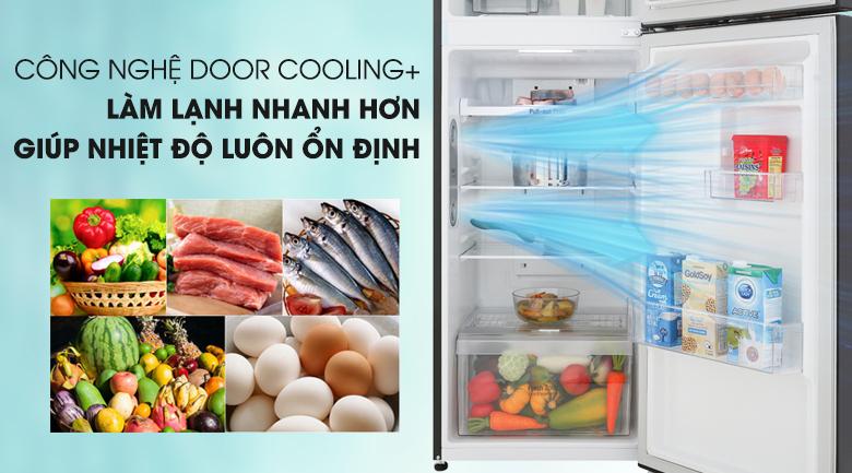 tủ lạnh lg GN-M208BL