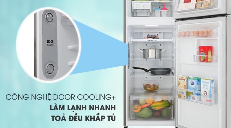 Tủ lạnh LG Inverter 209 lít GN-M208PS